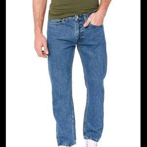 🆕️ 40 X 29 nwt Levi's 505 Regular Fit Jeans